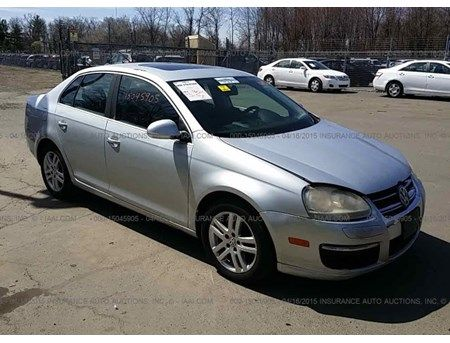 Auto Auction: 2006 VOLKSWAGEN JETTA TDI for Sale