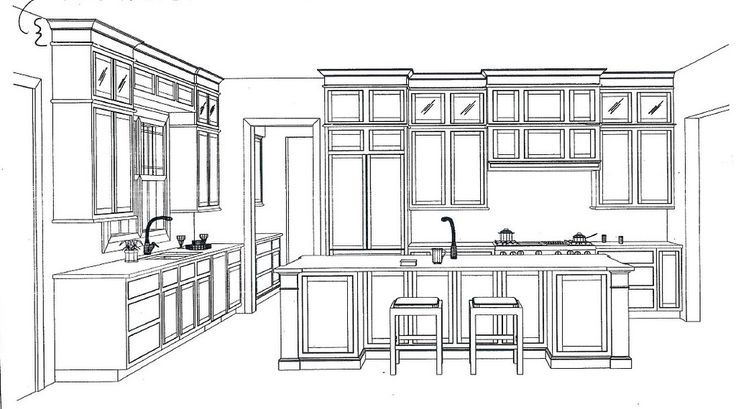 Kitchen Layout For 12 5 Feet X 15 Feet Google Search Kitchen Ideas Pinterest Kitchen