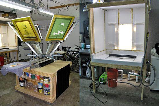 Mimosa Screen Printing Shop