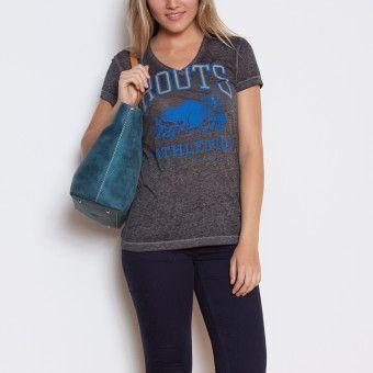 Roots - Vintage Athletics T-shirt size S