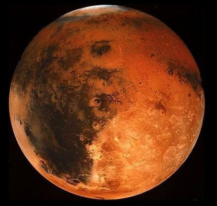 "Mars ""Planet of Action"""