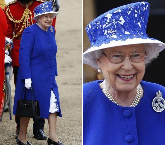 II. Erzsébet brit királynő   femina.hu