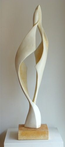 "Lorne Winters, Come Fly Away, Winterstone, 35""h www.musegallery.ca"