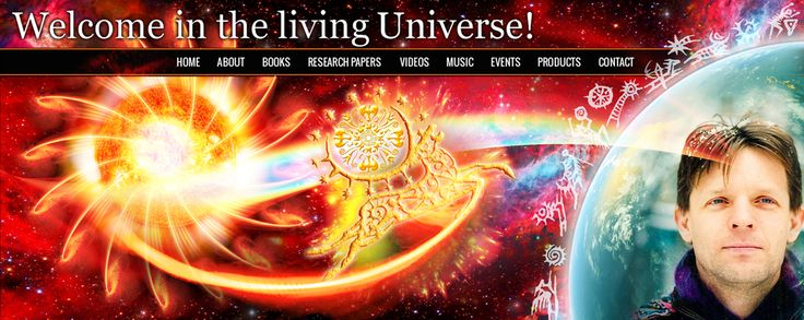 The Facebook page of the Grand Book of the Living Universe has been launched!