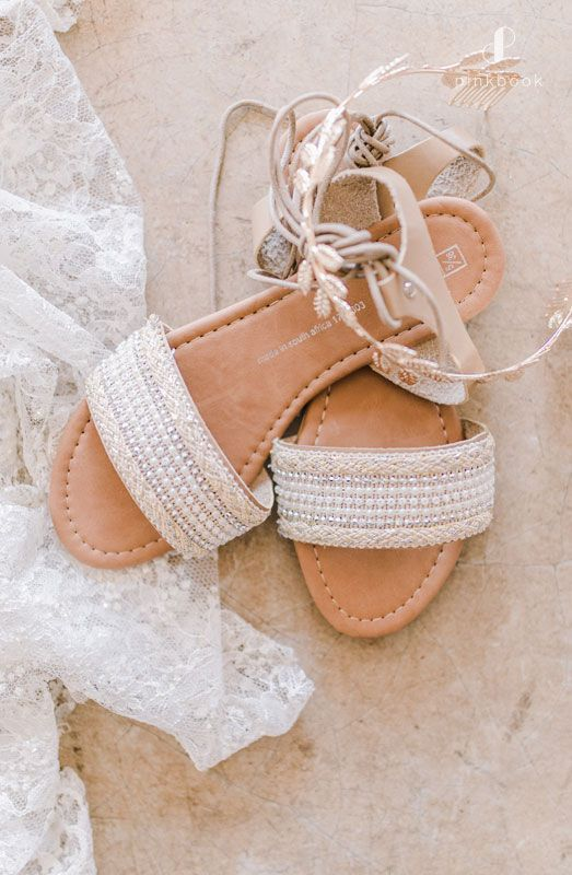 3bca64cadd83 gold beaded wedding sandals Grecian Wedding