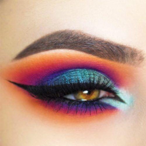 Festive Ideas for Hazel Eyes Makeup picture 6