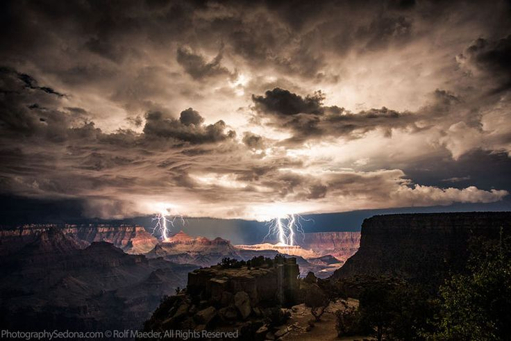 Grand Canyon Photography by Rolf Maeder