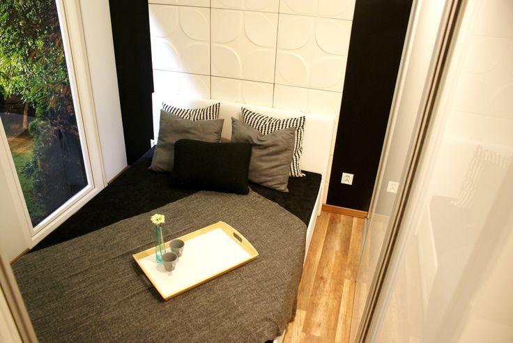 Sypialnia Rubiloft 24 m2