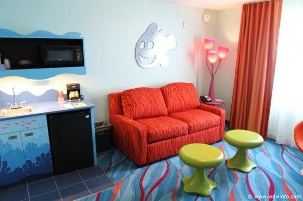 Disney's Art of Animation Resort - A Hotel themed around the history of Disney Animation Resort