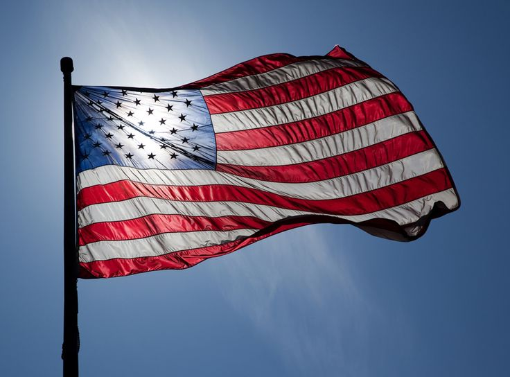 Illinois Teacher Fired After Stepping On American Flag in Class