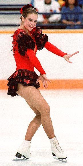 Katarina Witt- 1984 and 1988 Olympic Champion