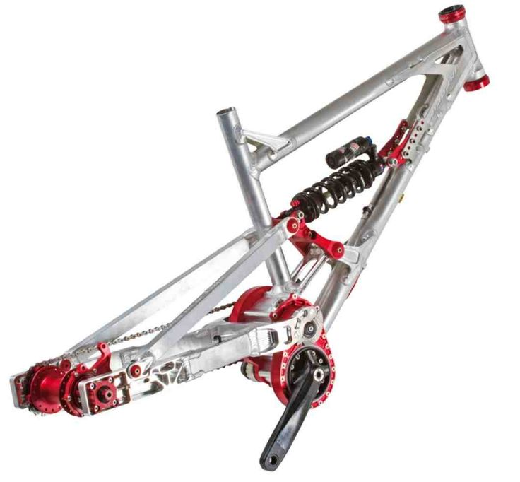 downhill mountain bike frame - Mountain Bike Frames