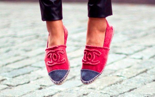 Alpargatas con estilo #zapatos #calzado #alpargatas