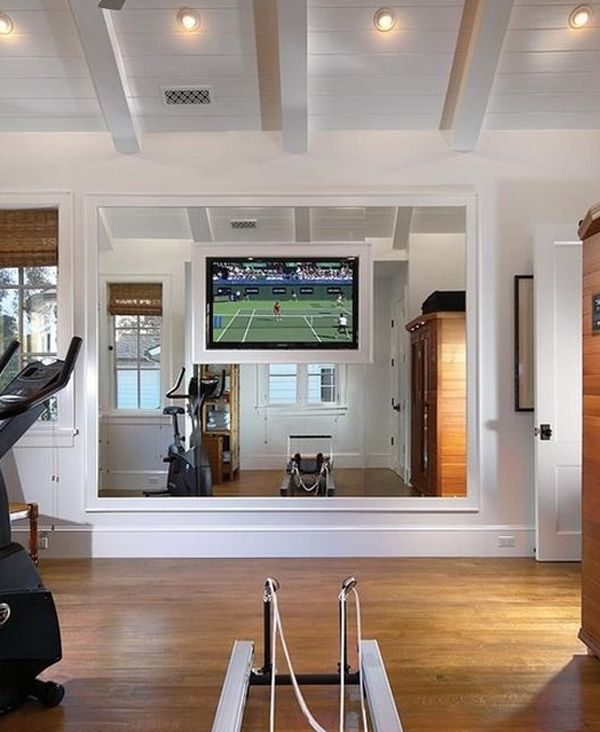 15 Home Gym Equipment With Wood Elements