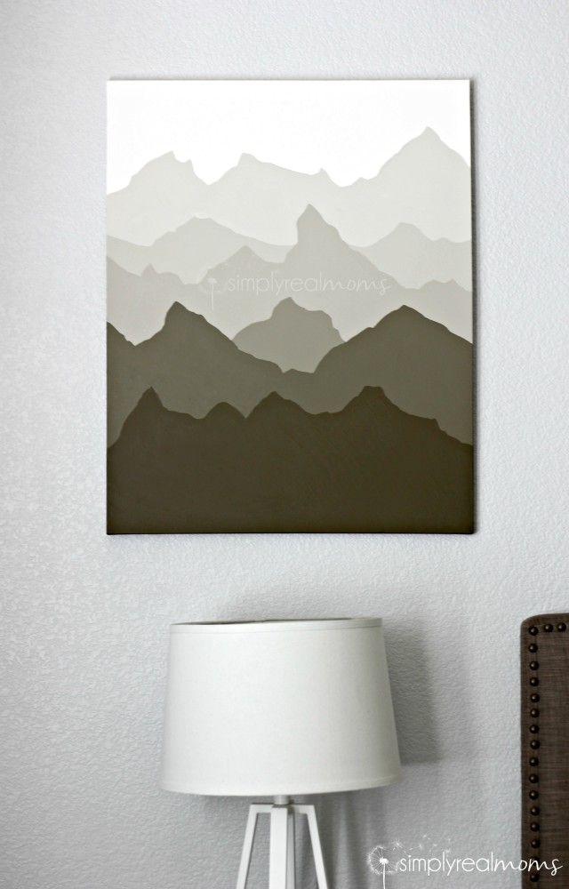 Best 25 Diy Canvas Ideas On Pinterest Diy Paintings On