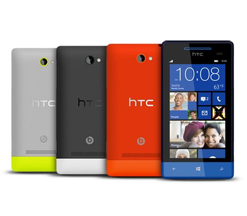 #WindowsPhone 8S par #HTC