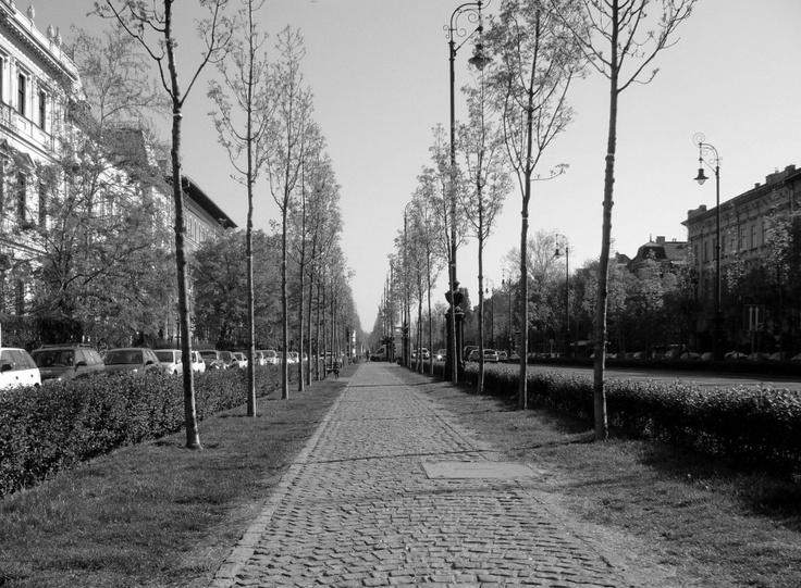 viale Andrassy / Andrassy avenue
