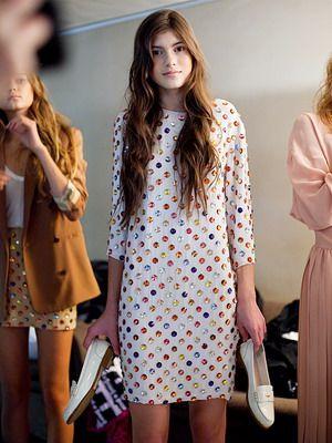 Платья в стиле 70-х годов – это мода в стиле диско: фото и описание тренда