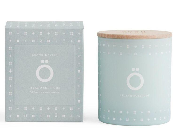 Ö Scented Candle design by Skandinavisk