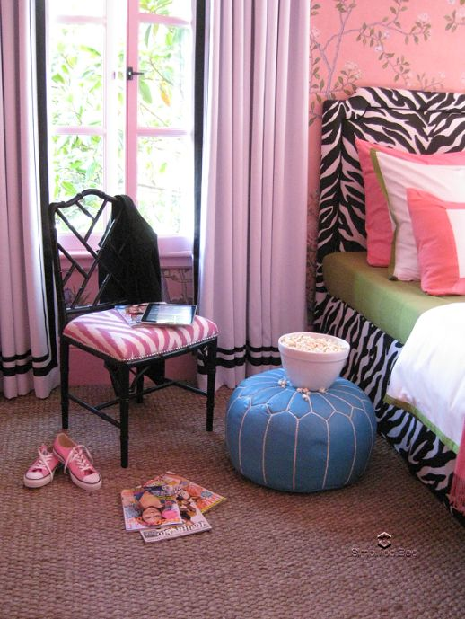 Dream room for a girl of any age.  I'll take one!