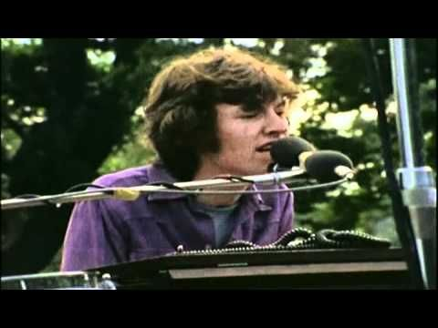 Blind faith in Hyde Park 1969   With Steve Winwood, Eric Clapton, Ginger Baker and Rick Grech.    The Hyde Park Concert, London, England UK.  Saturday, June 7, 1969.