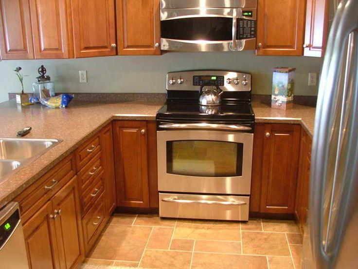 Kitchen Floor Tile | Kitchen Tile Flooring Designs: Kitchen Tile Flooring Designs With ...