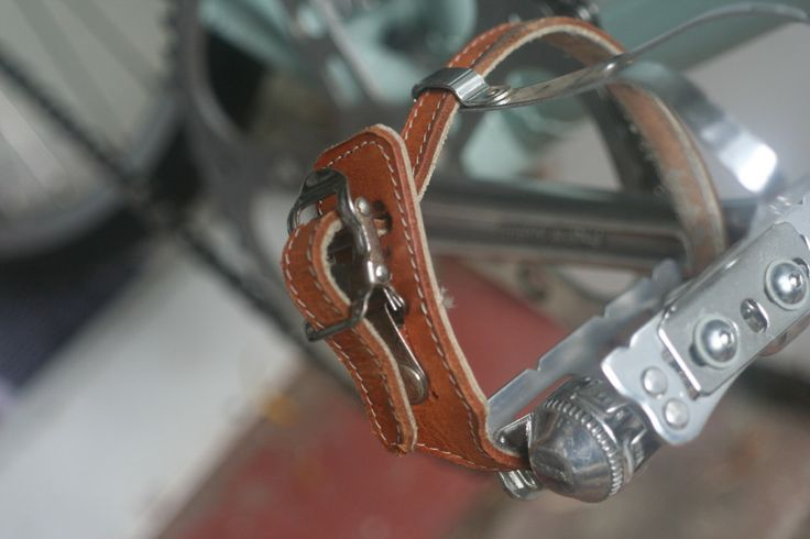 Busyman Bicycles: my toe straps