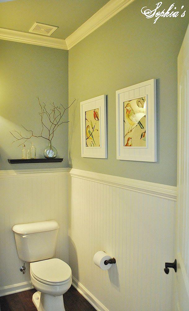 Fantastic Powder Room Wall Decor Ideas Component - Wall Art Design ...