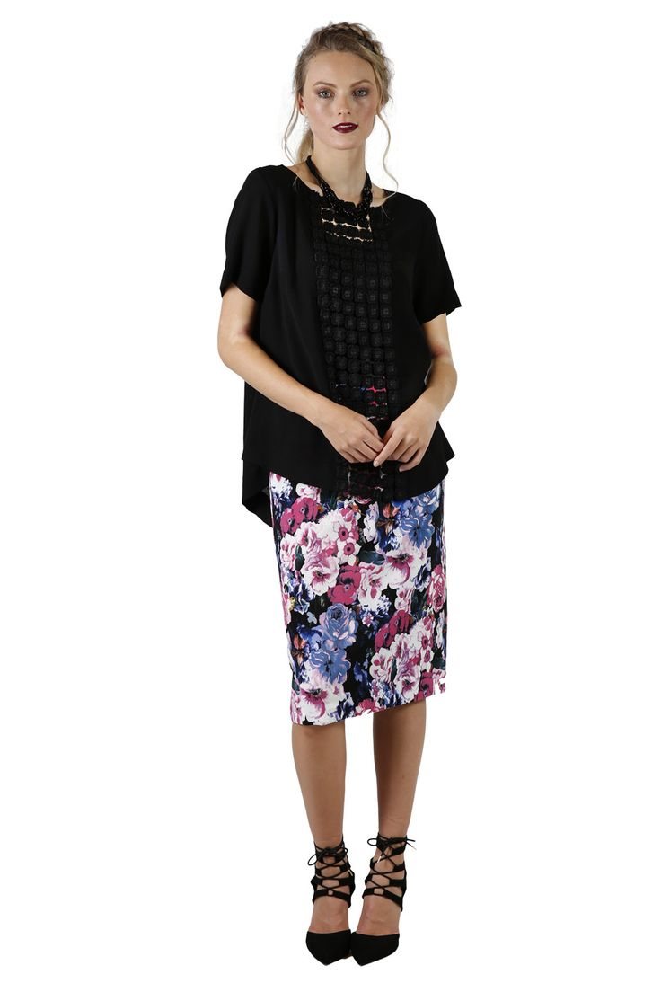 Designer Fashion | Summer Tops | Annah Stretton