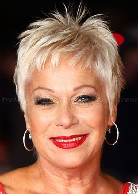 23 Short Hairstyles for Women Over 50