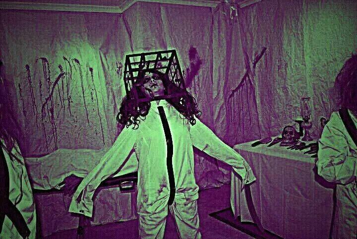 Vero 1 Halloween 2012 13 Fantasmas Chacal Fantasmas Halloween Chacales