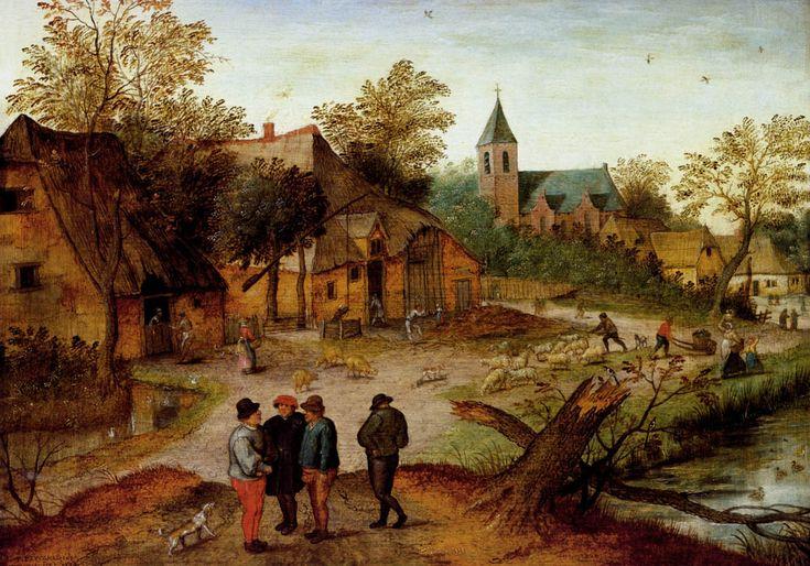 Pieter the Younger Brueghel
