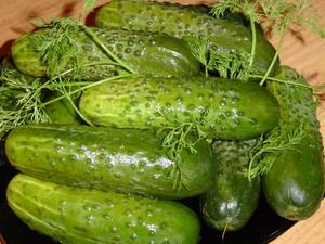Quick pickled cucumbers ( recipe in Russian) Огурцы малосольные - рецепт моей прабабушки
