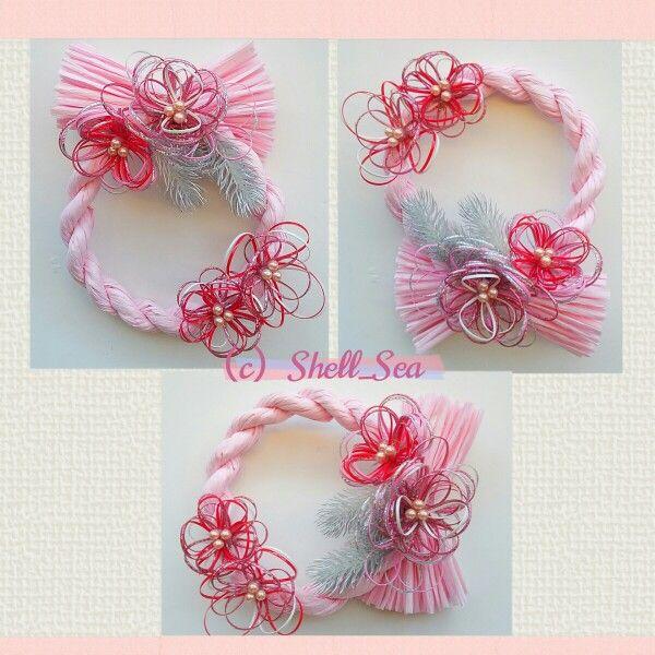 #japanesestyle#wreath#Hawaiian#ハワイアンランヤード#ハワイアンコード#myworks#rexlace#scoubedou #http://shellーsea.ocnk.net/
