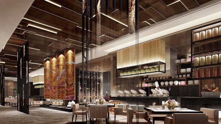 Modern Asian Restaurant Design