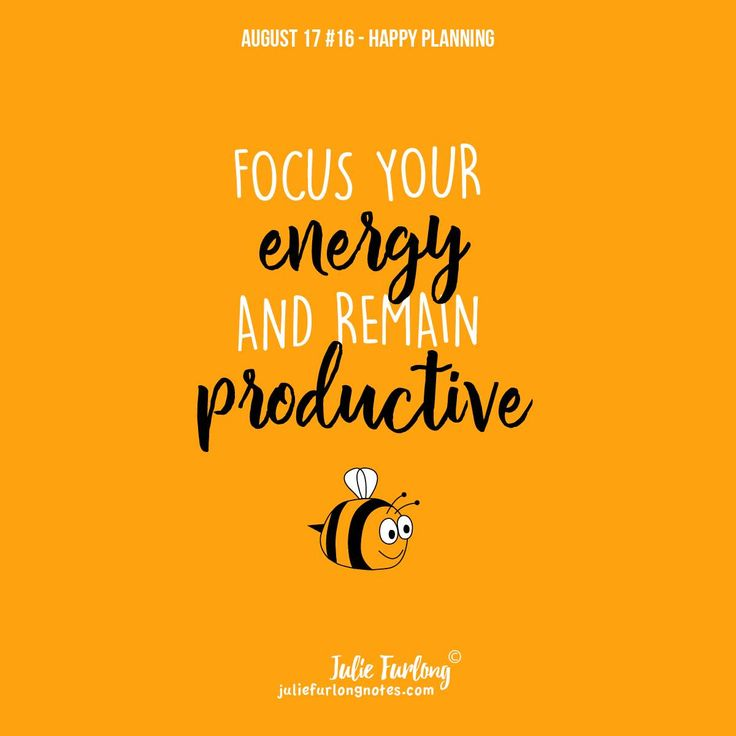 Focus on what you enjoy doing, making progress each day.  #stayfocused #productive #progress #goodenergy #happyplanning #juliefurlongnotes #inspirational #inspirationalquotes #juliefurlongnotes