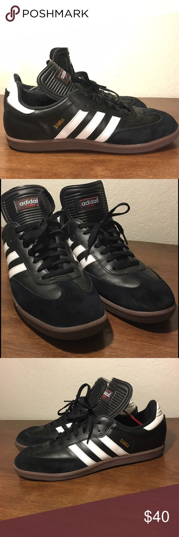Adidas SAMBA sneaker Adidas SAMBA shoes.. in a very good condition. Worn once or twice. If you have any questions don't hesitate to ask.. ❤ Adidas Shoes Sneakers