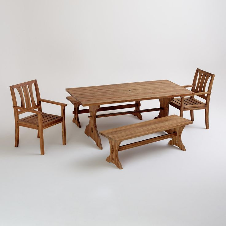world market outdoor dining set