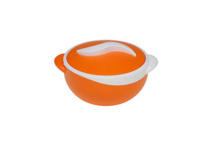θερμός φαγητού Parisa orange