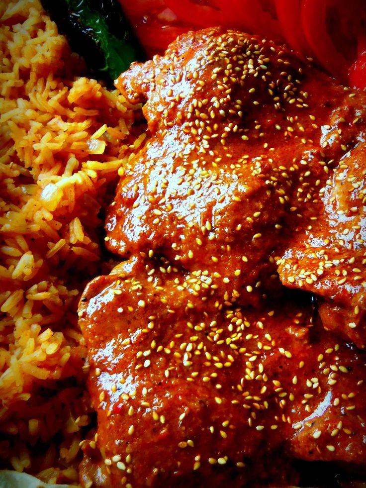 Mexican Chicken Molé (Mo-Leh) - Hispanic Kitchen