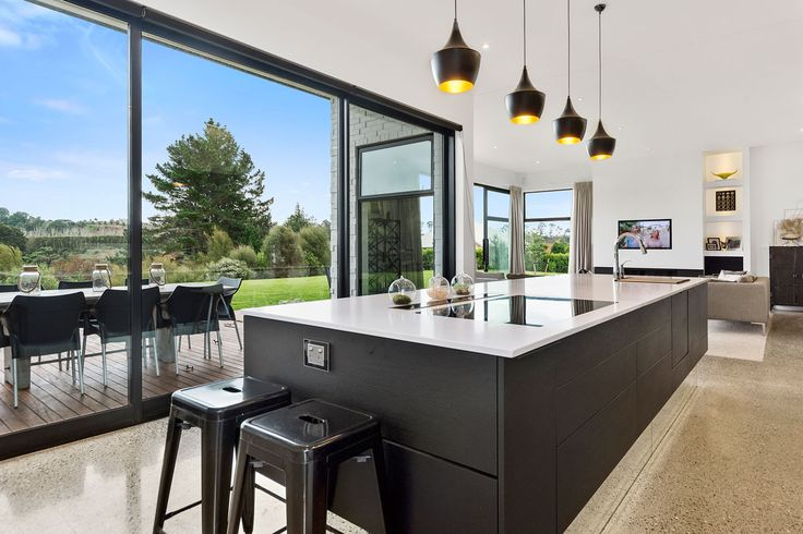Contemporary design, electric drawers