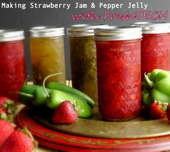 M s de 25 ideas incre bles sobre jalea de pimienta verde en pinterest jalapeno pepper jelly - Advice making jam preserving better ...