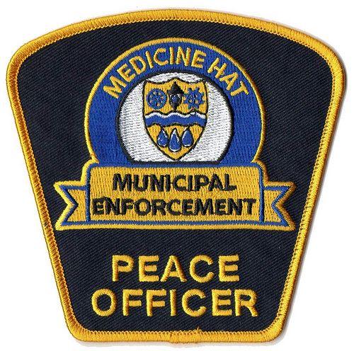 Medicine Had Municipal Enforcement Peace Officer
