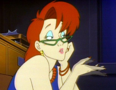 The Real Ghostbusters Cartoon... :)