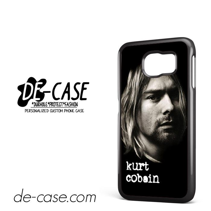 Kurt Cobain A Hole In My Life DEAL-6247 Samsung Phonecase Cover For Samsung Galaxy S6 / S6 Edge / S6 Edge Plus
