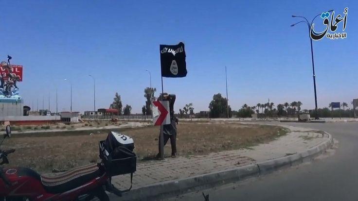 Państwo Islamskie zdobyło Ramadi w Iraku. Terroryści z ISIS otworzyli sobie drogę na Bagdad #ISIS #terroryzm