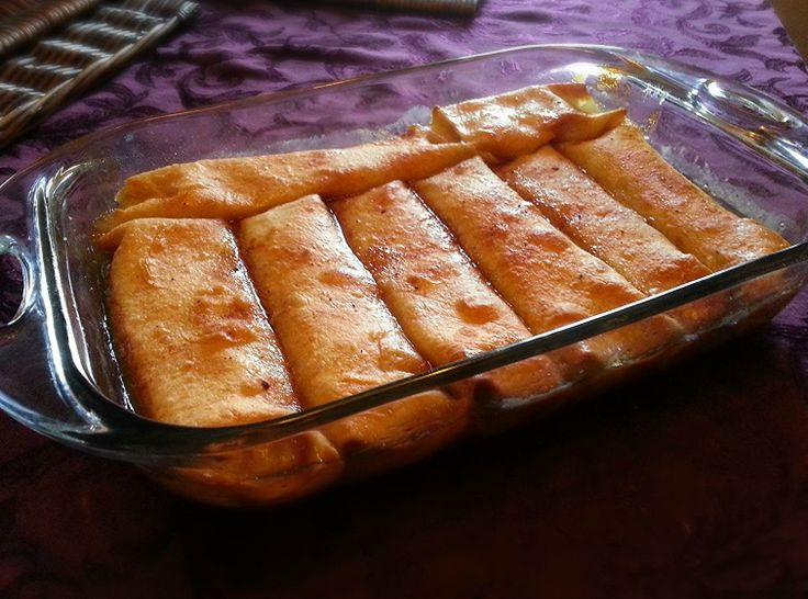 Apple Enchiladas Recipe | Just A Pinch Recipes