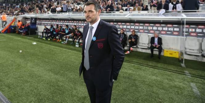Foot - L1 - Bordeaux - Willy Sagnol, entraîneur de Bordeaux vainqueur à Guingamp (4-2) : «Content et admiratif»
