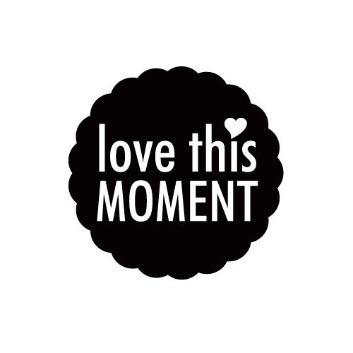 Love This Moment Stamp :: Stamps :: Elle's Studio Tags :: Elle's Studio