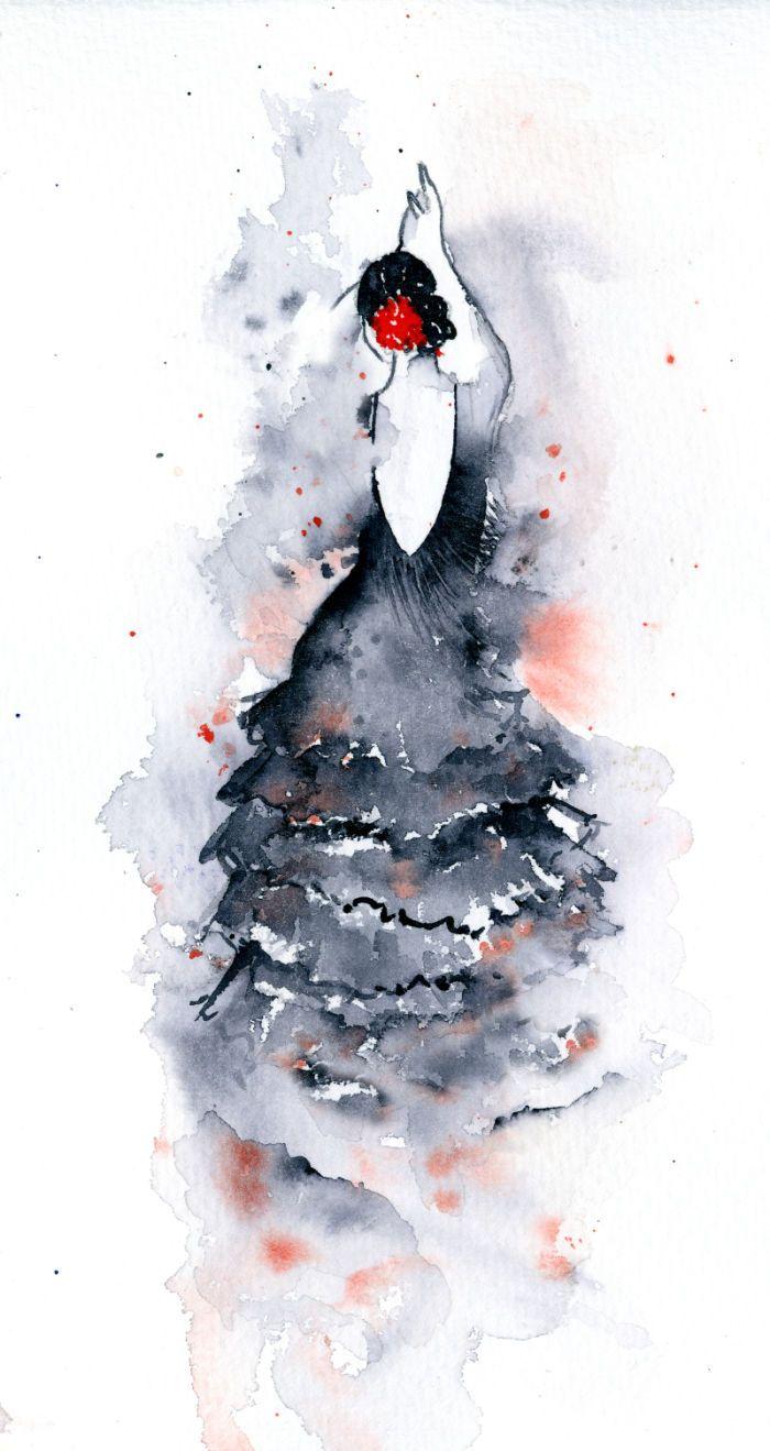 Rachel Mcnaughton - Flamenco 2
